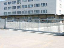 vjezdová průmyslová brána Seidler