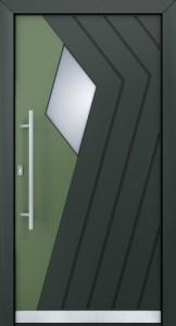 vchodové dveře Seidler