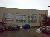 průmyslová plastová okna