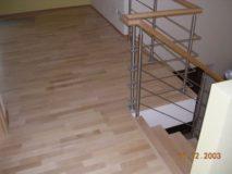 plovoucí podlahy od firmy Seidler