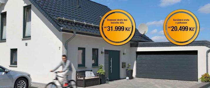 Akční vrata od společnosti Hörmann