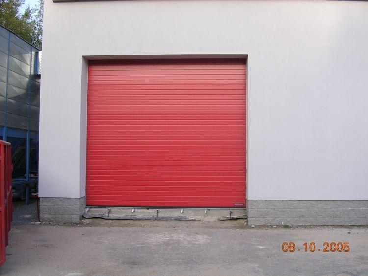 prumyslova garazova vrata od firmy Seidler