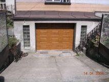 garazova vrata cenik
