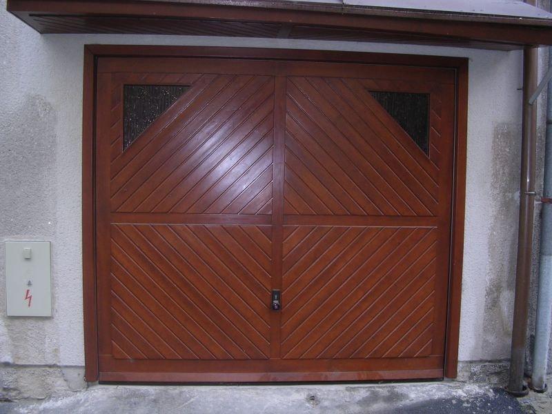 garážová vrata na míru