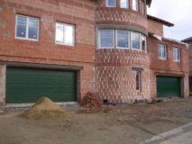 garážová vrata rozměry