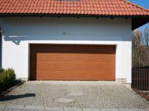 garážová vrata Hormann akce