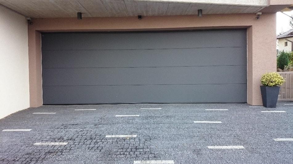 garážová vrata Hormann od firmy Seidler