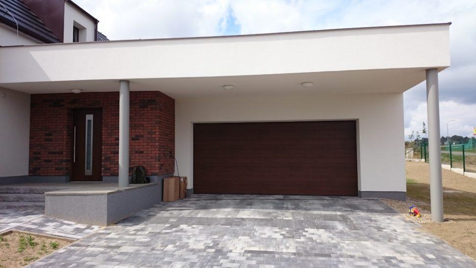 garážová vrata akce