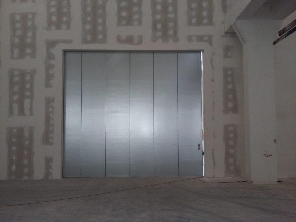 průmyslová vrata Seidler