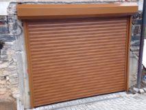 rolovací garážová vrata slevy