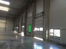 sekční průmyslová vrata Seidler