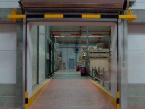 průmyslová vrata Somati od firmy Seidler