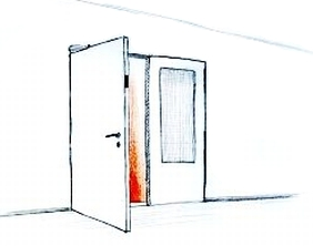 protipožární dveře Avaps ceny
