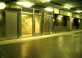 protipožární vrata Seidler servis