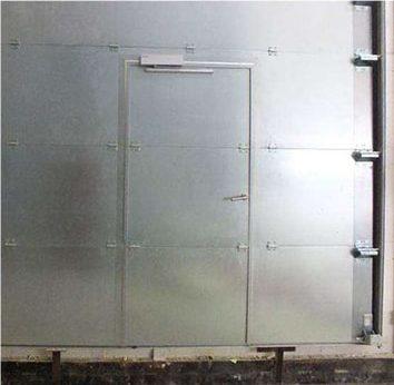 průmyslová vrata Somati