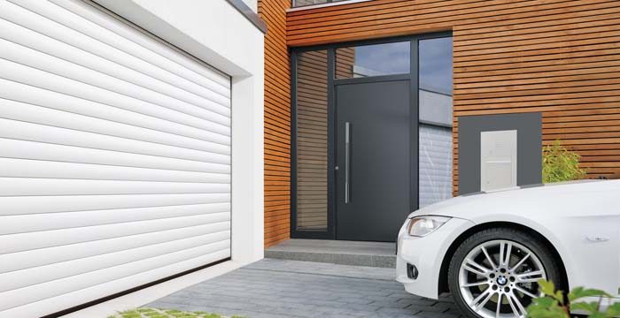 rolovací garážová vrata ceník