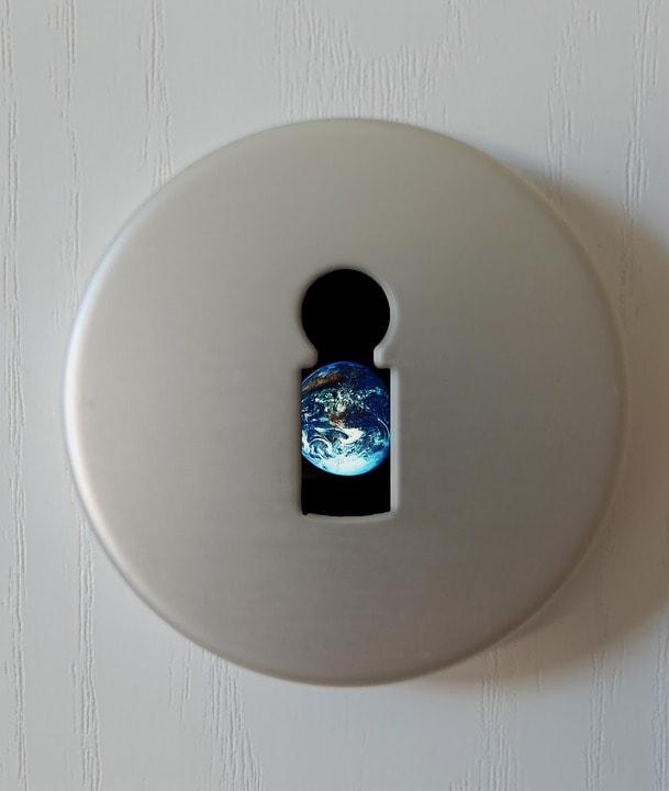 elektronické dveřní kukátko Hörmann dodané firmou Seidler