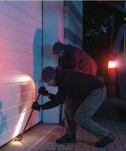 zabezpečení proti zlodějům montované firmou Seidler