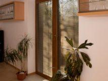 horizontální žaluzie do oken montované firmou Seidler