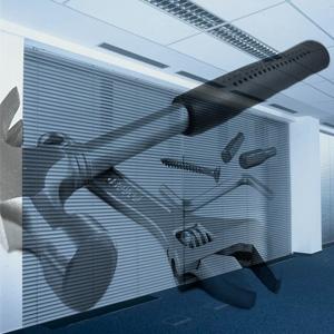 montáž žaluzií Climax provádí firma Seidler