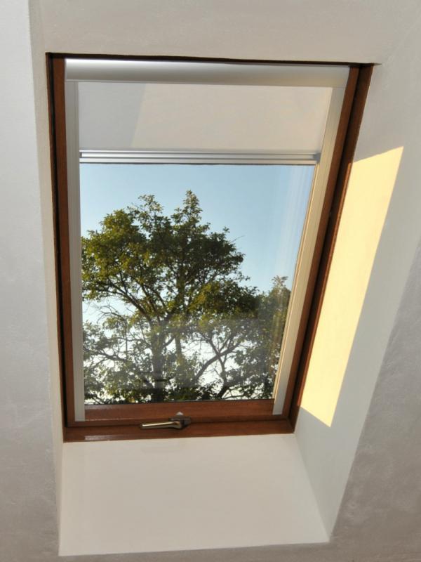 rolety na střešní okna Climax
